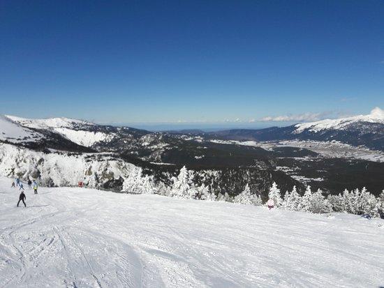 Les Angles Station de Ski: sur les pistes