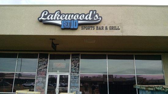 Lakewood's 1st & 10