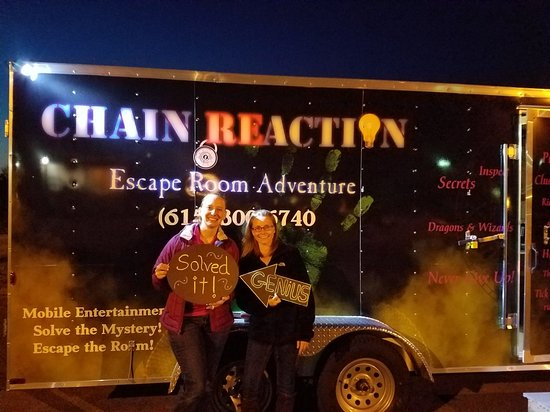 Chain ReAction Mystery Adventures 사진