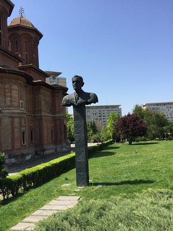 Statue of Corneliu Coposu