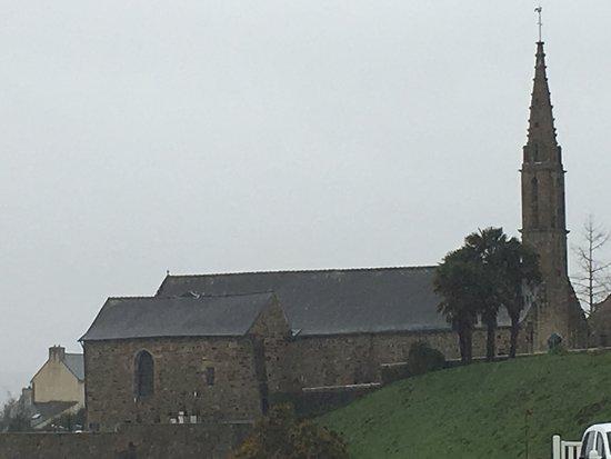 Eglise de Notre Dame: Eglise de Landevenennec