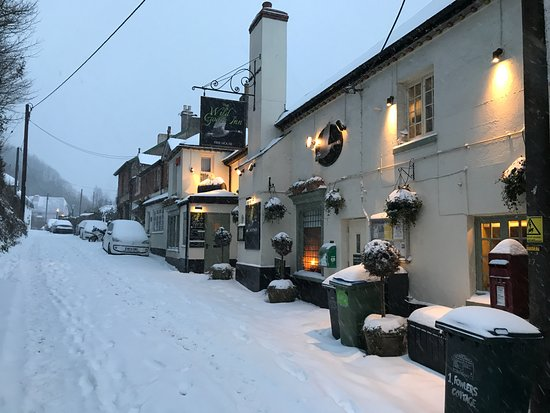 The Beast from The East hits Combeinteignhead