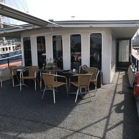 Hotelboat iris hotel amsterdam paesi bassi prezzi 2018 for Hotel amsterdam economici