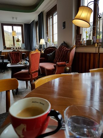 Schwarzach am Main, Germany: Cafe Luise