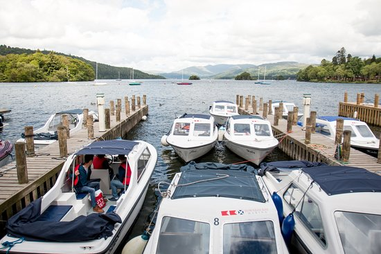 Bowness Bay Marina - Windermere Boat Hire