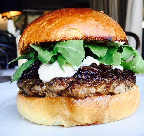 Eastern Seaboard: bellingham blue burger is worth making a detour for...