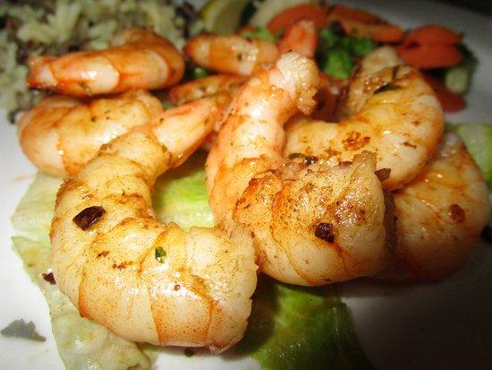 Elko, NV: Shrimp dinner