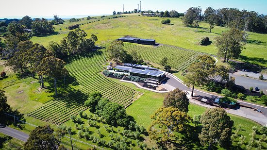 Drouin East, Australia: A birds-eye view of Brandy Creek Estate