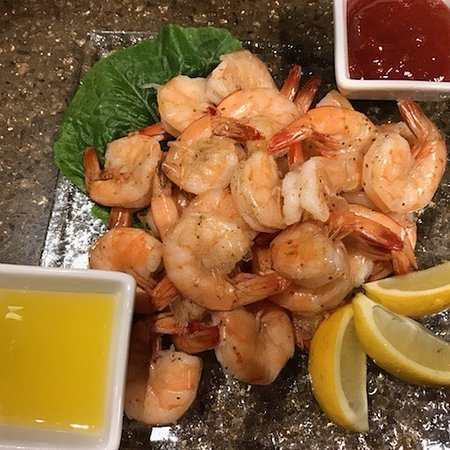 Dobson, Carolina del Norte: Peel & Eat Shrimp