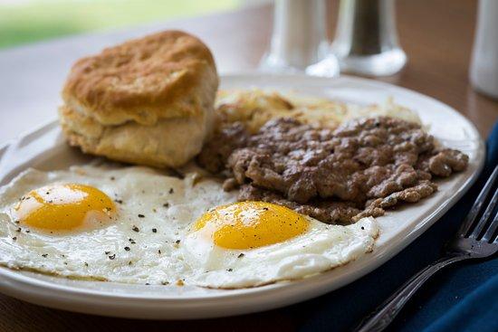 Hesston, KS: Breakfast