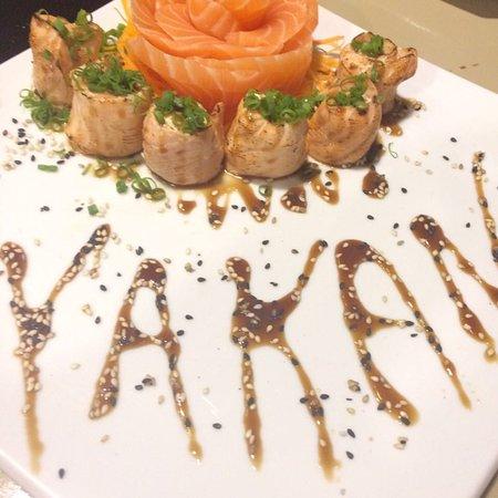 Visita ao restaurante Yakan