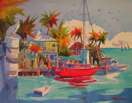 Pelican Morning Good Morning Key West Picture Of 7 Artists