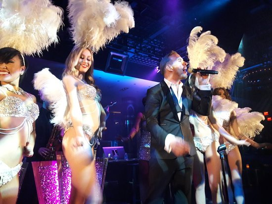 ‪Matt Goss at The Mirage‬