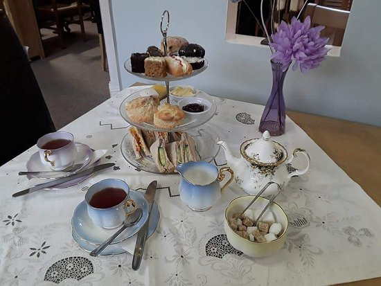 Inverkeithing, UK: Afternoon tea - Book now for that special occasion.