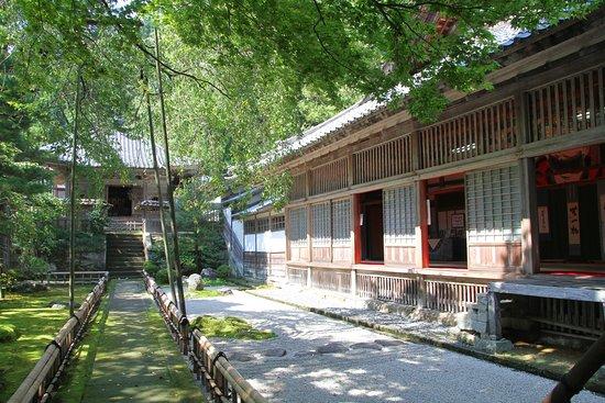 Fukui, Japan: 阿吽庭