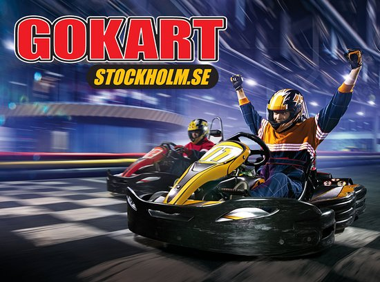 Gokart Stockholm
