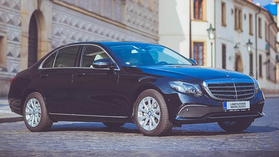 Limousine Mercedes