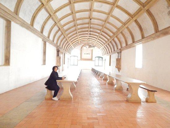 Томар, Португалия: parte do mosteiro