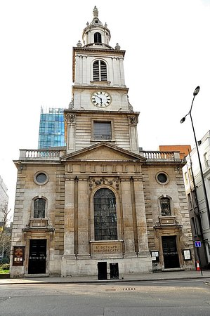 ‪Church of St. Botolph without Bishopsgate‬