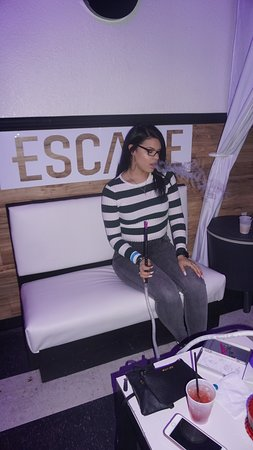 Escape Hookah Lounge Located in Kissimmee, Florida!