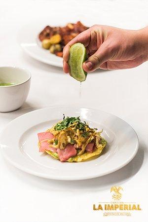 Cantina La Imperial Mexico City Polanco Restaurant