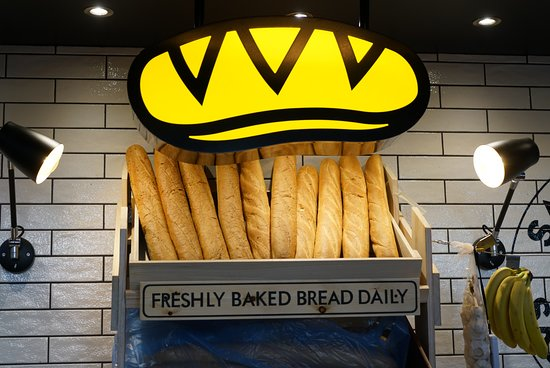 Which Wich Superior Sandwiches: Our daily delivered baguettes