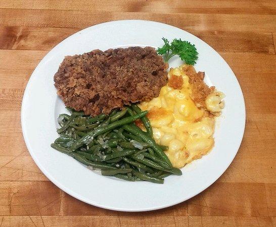 Aiken, SC: Chicken Fried Steak blue plate special