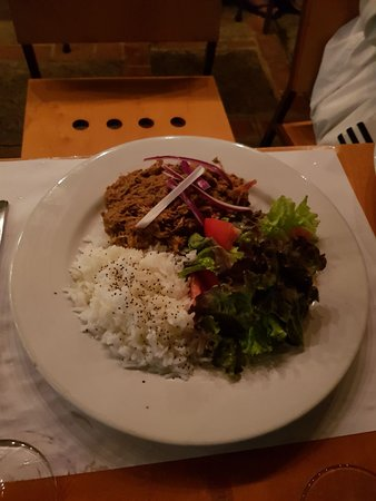 Santoral Restaurant y Posada: Main course