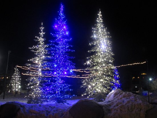 Solitude Mountain Resort: All Lit Up ...
