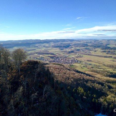 Hilzingen, ألمانيا: Hohenstoffeln Burgruine