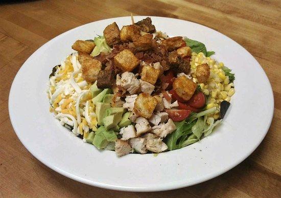 Aiken, SC: Chicken Cobb salad