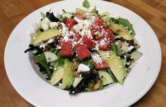 Aiken, Güney Carolina: Summertime salad