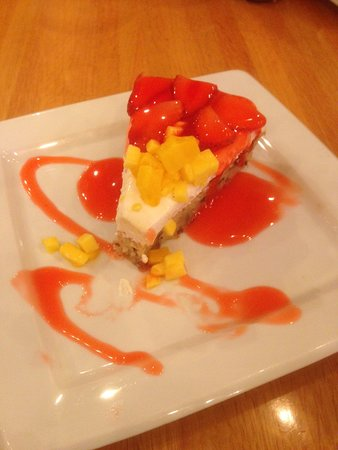 Monclova, Mexico: Delicioso Mostachon Mixto (Fresa y Mango)