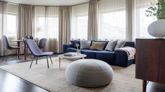 Nobis Hotel: the Panorama Suite