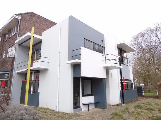 interieur - Picture of Rietveld Schroder House, Utrecht - TripAdvisor