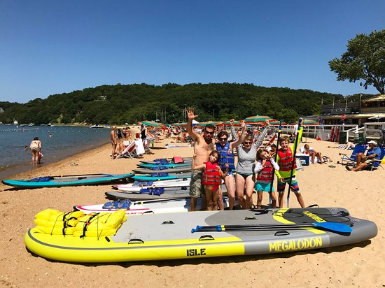 Venture Out Shelter Island Paddle Board Rentals