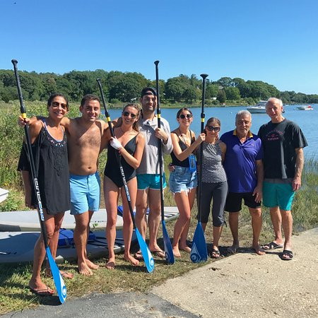 Shelter Island Heights, NY: Venture Out Paddle Board Rentals, Shelter Island, NY