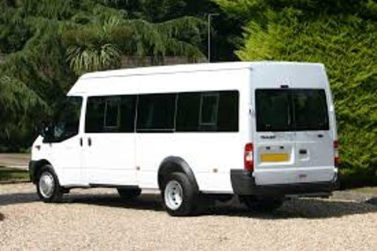 Sheffield Minibus
