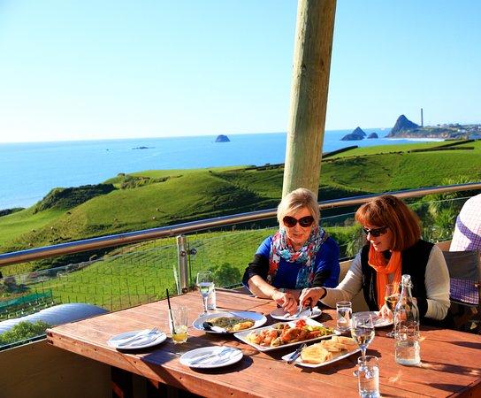 New Plymouth, Nueva Zelanda: Okurukuru Winery