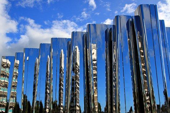 New Plymouth, Nueva Zelanda: Govett Brewster Art Gallery / Len Lye Centre