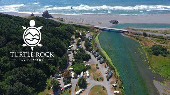 Turtle Rock RV Resort: Beach & Hot Tub
