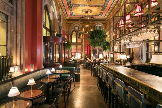 ‪The Gilbert Scott Bar‬