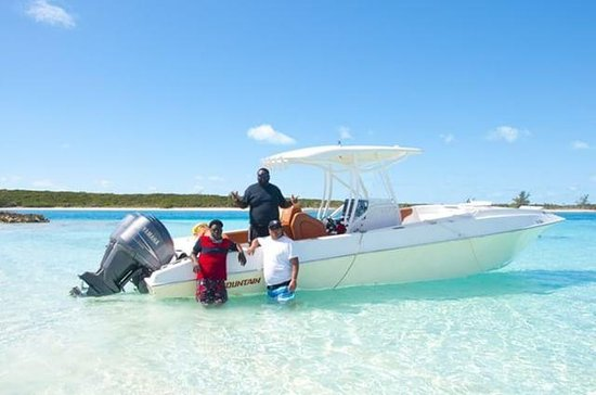 George Town, Great Exuma: chillin in the cays