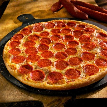 DuBois, PA: Pepperoni Pizza