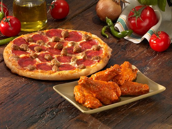 DuBois, PA: Pizza and Wings
