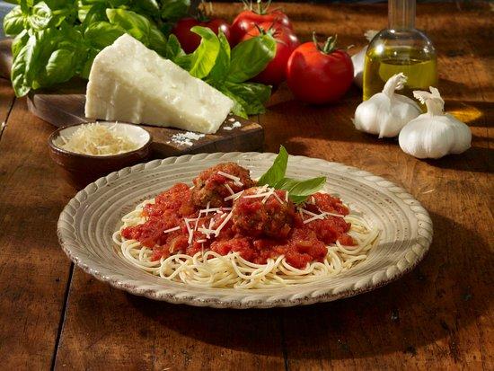 DuBois, PA: Spaghetti and Meatballs