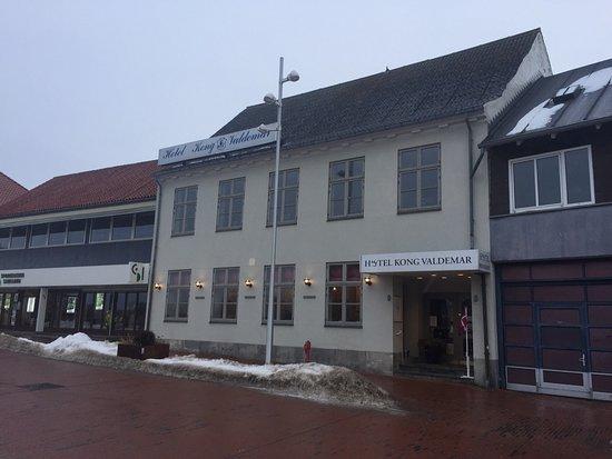 Hotel Kong Valdemar: Vorderansicht