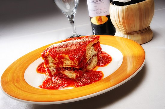Blasdell, NY: Lasagna with our Famous Italian House Sauce