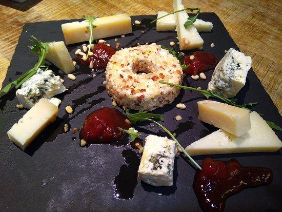 Erre Que Erre: Tabla de quesos