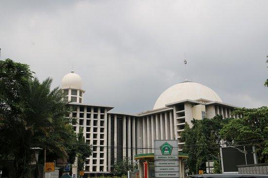 Masjid Istiqlal Istiqlal Or Independence Mosque Jakarta